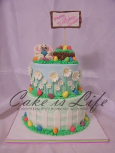 Easter/Birthday Cake