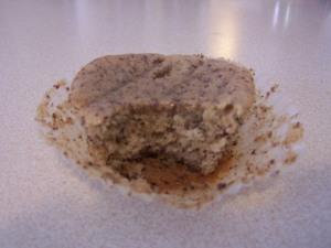 Mocha Speckled Cake