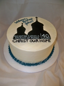 Cake for the Bishop