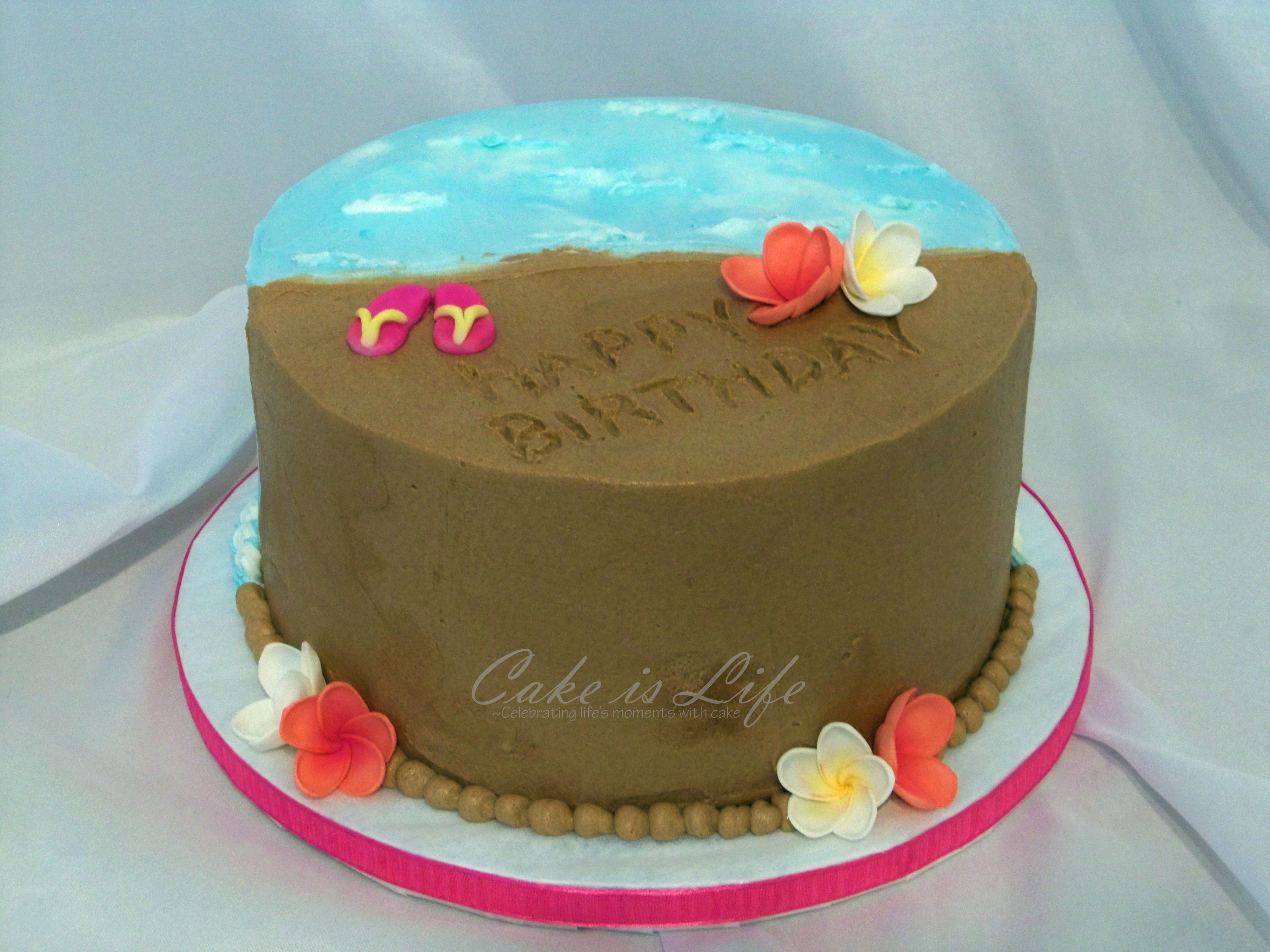 September's Birthday Cakes