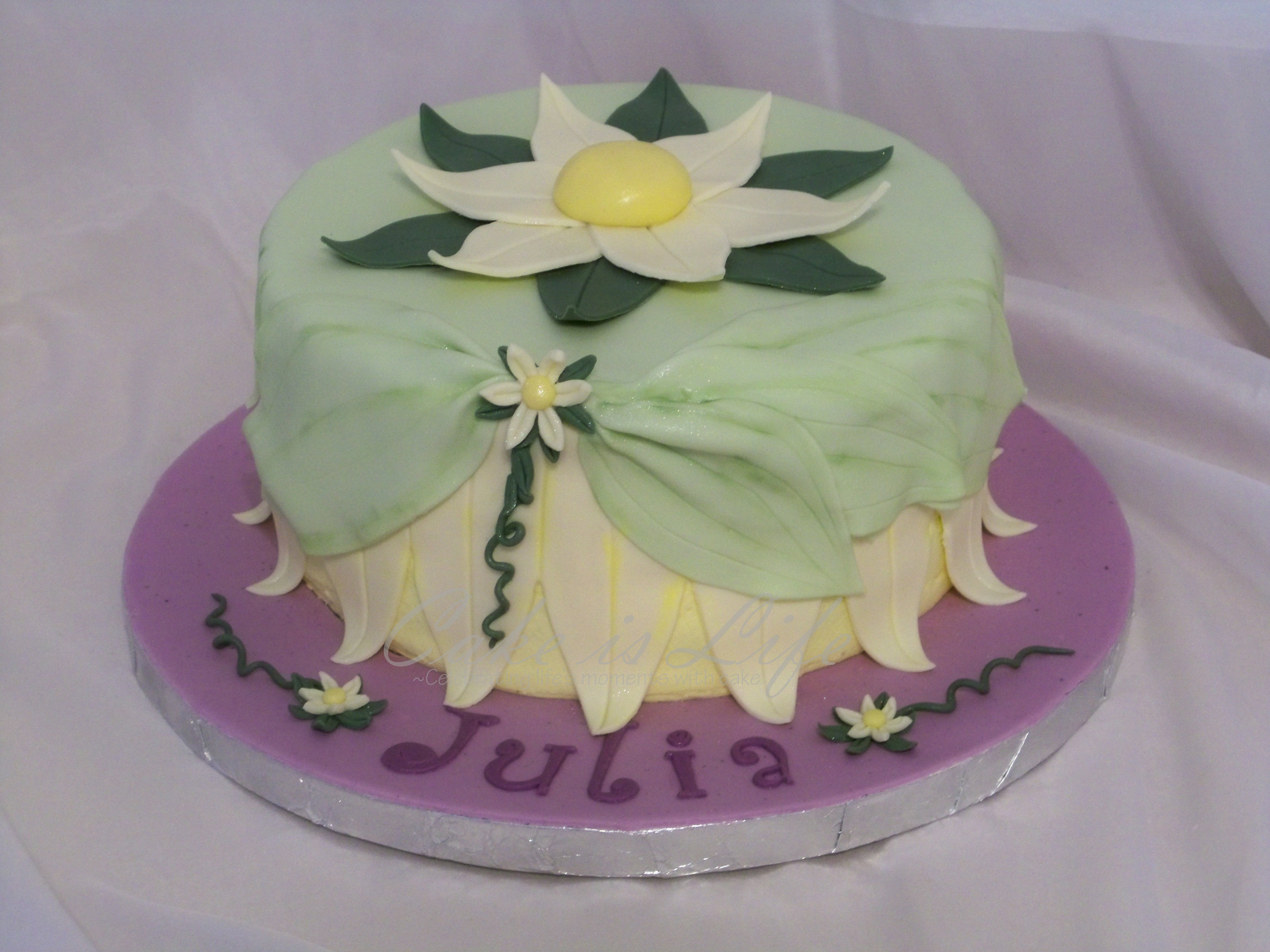 Princess Tiana Cake Images : My Princess Tiana cake Cakes and cupcakes Pinterest