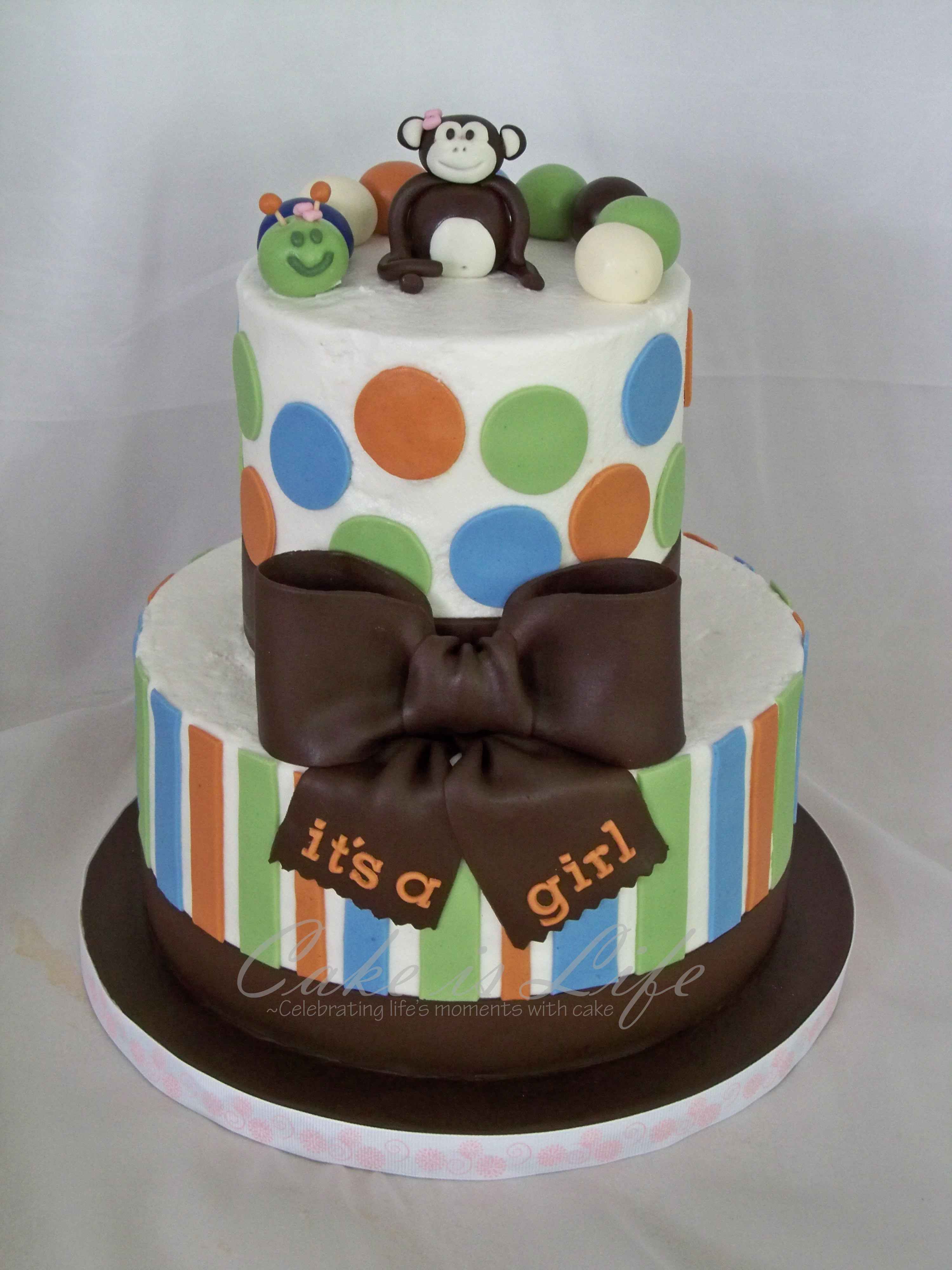 baby shower cakes cake is life