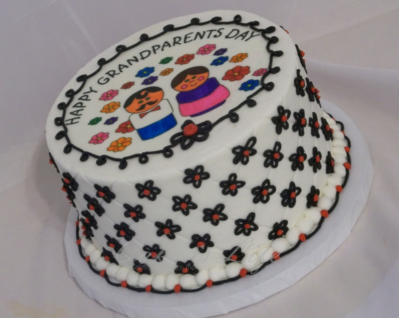 Grandparent's Day Cake