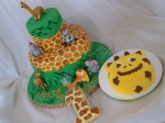 Giraffe-Themed Birthday Party
