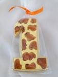 Giraffe Birthday Cookies