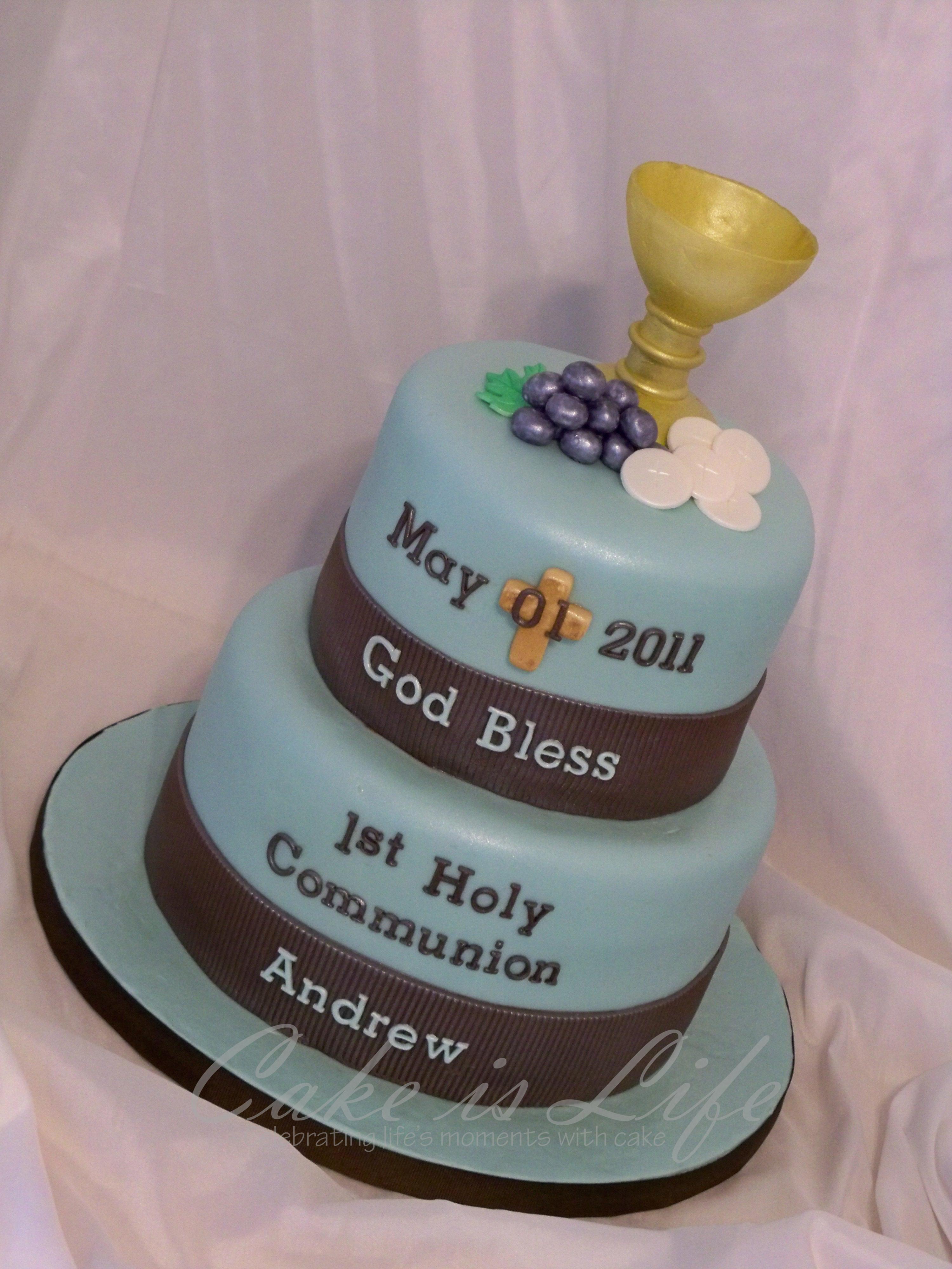 Religious Cakes Cake Is Life