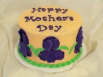 Iris Mother's Day Cake