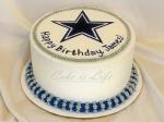 Cowboys Birthday Cake