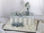 Shoe Wedding Shower Cake