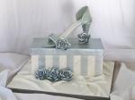 Shoe Wedding Shower Cake