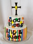 1st Communion/Confirmation Cake