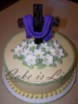 Palm Sunday Cake
