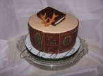 Book Club Cake