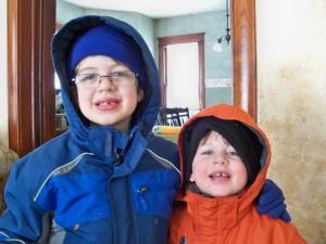 My Boys ~ Ben & Sam