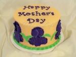 Iris Mother's Day Cake